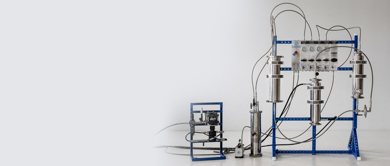 Leader in Butane Extraction Machines