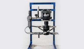 HASKEL EXT-420 PNEUMATIC PUMP SYSTEM